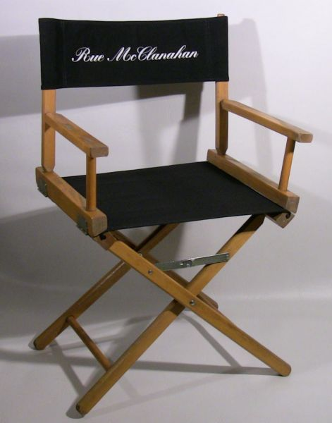 Personalized Directoru0027s Chair Back and Seat Cover from Movie With Shannen Doherty [SOLD] & NOW $80! Personalized Directoru0027s Chair Back and Seat Cover from ...