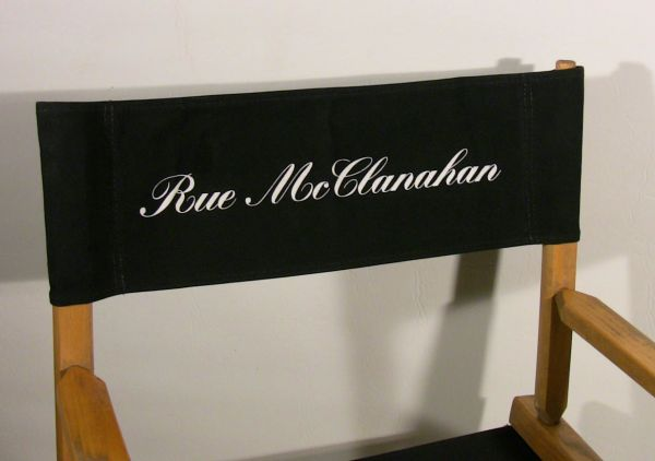 Now 80 Personalized Director S Chair Back And Seat Cover