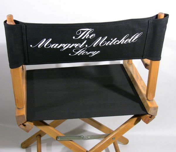 Personalized Directoru0027s Chair Back And Seat Cover From Movie With Shannen  Doherty [SOLD]
