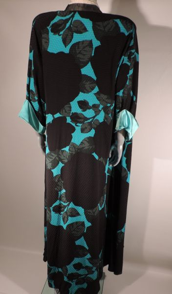 Lesbian Episode Silk Gown And Robe Set Sold The Estate