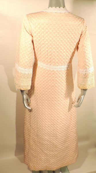 Rue S Vintage Christian Dior Quilted Robe Sold The